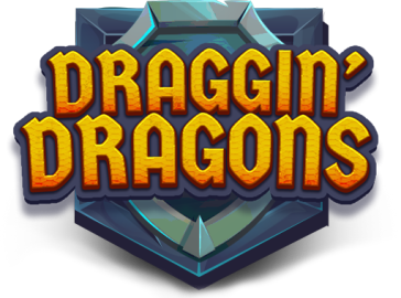 Logo of Draggin' Dragons game