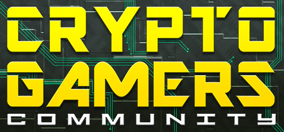 Crypto Gamers Logo